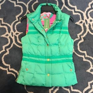 NWT Lilly Pulitzer Vest - Size XS